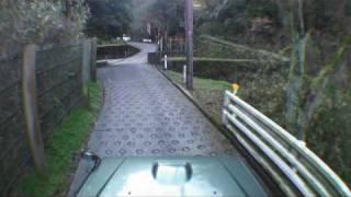 Download 車載 国道308号 暗峠 大阪側→奈良県側方向 上り Video