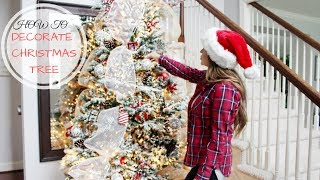 Download DECORATE WITH ME! CHRISTMAS TREE 2017 Video