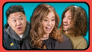Download YOUTUBERS REACT TO AVENGERS: INFINITY WAR TRAILER Video