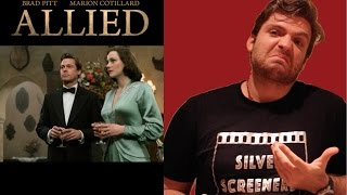 Download Allied Movie Review UK - Silver Screen Dudes Video