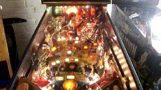 Download Stern Lord of The Rings Pinball Machine Video