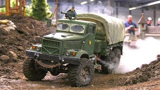 Download UNIQUE RC COLLECTION Vol.1!! RC MODEL SCALE TANKS, RC MILITARY VEHICLES, RC ARMY TRUCKS Video