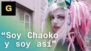"""Download """"No llevo ningún disfraz. No soy ningún personaje. Soy Chaoko y soy así siempre"""". Video"""