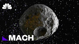 Download Why NASA Wants To Mine An Asteroid Full Of Precious Metals Worth $700 Quintillion | Mach | NBC News Video
