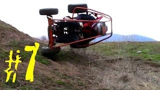 Download Homemade Go-Karts Episode #7 (Crashes) Video