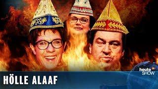 Download Karneval: Das Schlimmste liegt hinter uns | heute-show vom 08.03.2019 Video