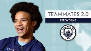 Download The Fastest Player at Manchester City is... | Leroy Sane | Teammates 2.0 Video