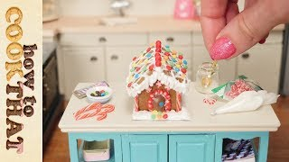 Download Teeny Weeny Challenge #3 How Small Can I Bake a Gingerbread House? How To Cook That Ann Reardon Video