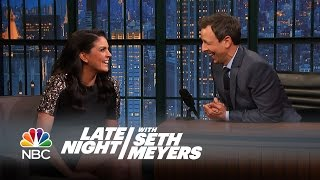 Download Cecily Strong Is Haunted - Late Night with Seth Meyers Video