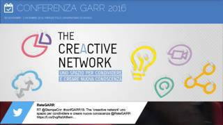 Download Conferenza GARR 2016 - 30 novembre 2016 Video