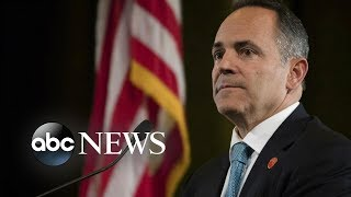 Download Kentucky GOP governor refuses to concede race l ABC News Video