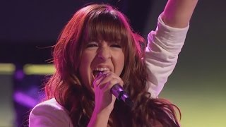 Download Christina Grimmie sings 'Wrecking Ball' The Voice Highlight Blind Auditions Video