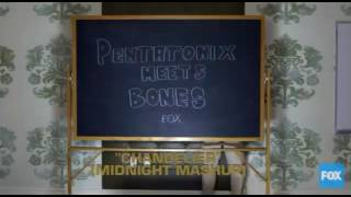 Download Pentatonix on Bones - Chandelier (Midnight Mashup) Video