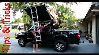 Download ARB - ROOF TOP TENT, Tips & tricks on how to put up your tent top Video