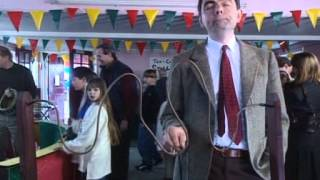 Download Mr.Bean in a barber shop Video