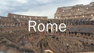 Download Euro Trip 2016: Rome Video