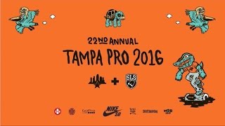 Download 2016 Tampa Pro Finals Video