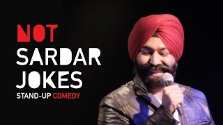 Download Not Sardar Jokes| Stand-Up Comedy by Vikramjit Singh Video