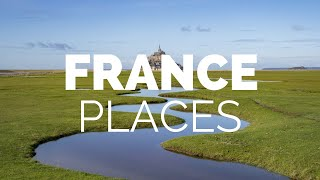 Download 10 Best Places to Visit in France - Travel Video Video