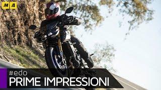 Download Yamaha MT 09SP TEST - PRIME IMPRESSIONI [ENGLISH SUB] Video