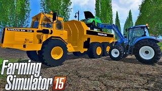 Download Caminhão de Mineração no Farming Simulator 15 Video