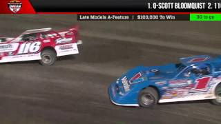 Download 6.10.17 | 23rd Annual Dirt Late Model Dream | Feature Highlights Video