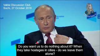 Download Putin: ″Let's learn from Israel″ Video