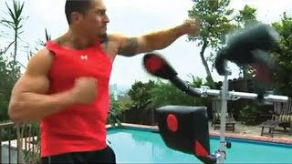 Download Bas Rutten Body Action System stands up to MMA Pros! Video