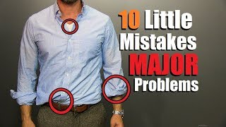 Download 10 Minor Style Mistakes That Are A MAJOR Problem! Video