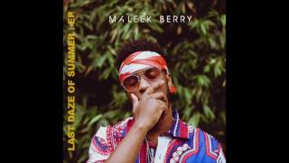 Download Maleek Berry - Lost In The World (Audio) Video