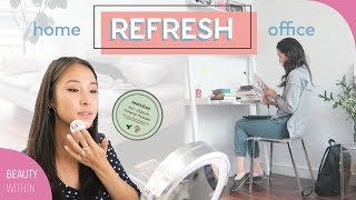 Download Midday Refresh & Reset Routine | Self-Care Tips Video