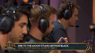 Download The Grand Final! WoW Arena Championship Summer Cup 2018 Day ! XRB to the Moon vs Method Black Video