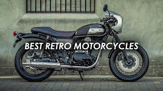 Download 15 Best Retro Motorcycles 2019 Video