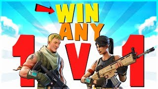 Download 4 WAYS to *WIN* EVERY 1v1 Fight | Fortnite Battle Royale Advanced Combat and Building Tips Video