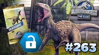 Download Erlikosaurus Tournament! || Jurassic World - The Game - Ep263 HD Video