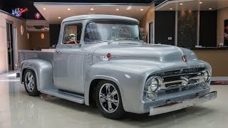 Download 1956 Ford F 100 For Sale Video
