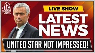 Download Man Utd STAR SLAMS Mourinho! Man Utd News Video