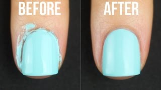 Download How to Clean Up Your Manicure - Nail Polish 101    KELLI MARISSA Video