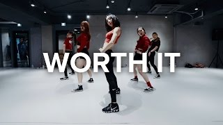 Download Worth it - Fifth Harmony ft.Kid Ink / May J Lee Choreography Video