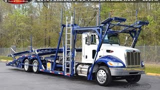 Download *SOLD* 2016 Peterbilt 348 5 Pack LOWERED ROOF – 8589N w/Robert Robertson Video