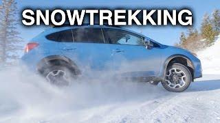 Download How Does The Subaru Crosstrek Handle Snow? Video