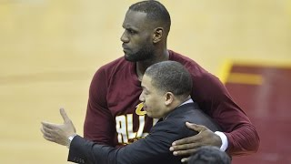 Download LeBron James told Ty Lue 'coach me' Video