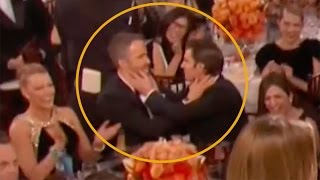 Download Ryan Reynolds Kissed WHO at the Golden Globes? It's not Blake Lively! Video
