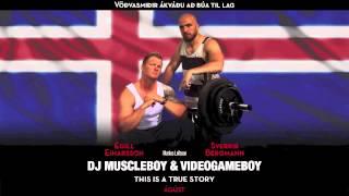 Download DJ MuscleBoy - Án Þín ft. Sverrir Bergmann Video