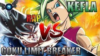 Download GOKU (ULTRA INSTINCT) VS KEFLA RAP - IVANGEL MUSIC | DRAGON BALL SUPER RAP Video