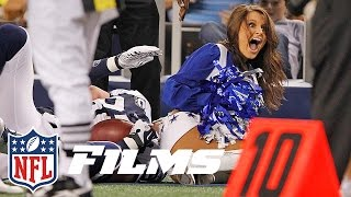 Download #7 Sideline Collisions | NFL Films | Top 10 Football Follies of All Time Video