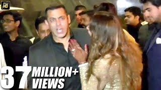 Download Salman Khan INSULTS Reporter For Asking About His Marriage At Bipasha's Wedding 2016 Video