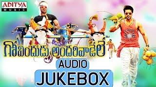 Download Govindudu Andarivadele Full Songs Jukebox || Ram Charan, Kajal Agarwal Video