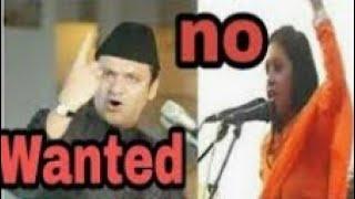 Download Musalmano ko marne wala kaun hai || Sadhvi Saraswati || Akbar Owaisi || 2018 New speech Video