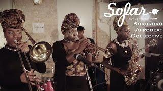 Download Kokoroko Afrobeat Collective - Colonial Mentality   Sofar London Video
